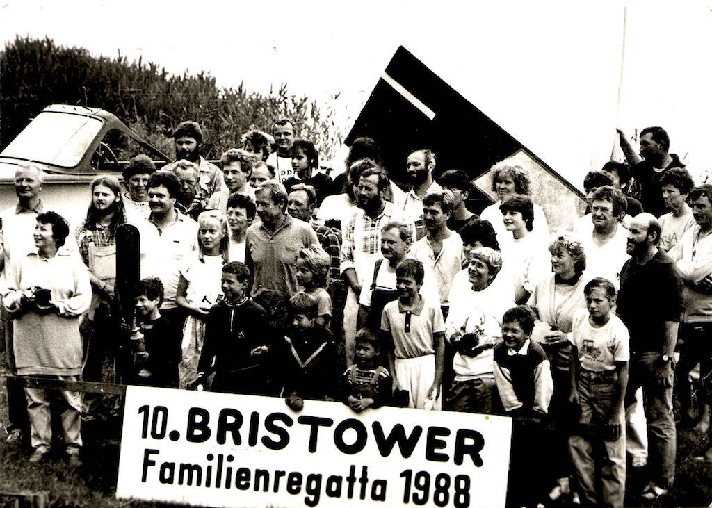 Nachruf Udo Müncheberg Bristower Familienregatta 1988
